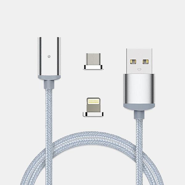 Cable magnético anunciado en la web