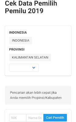 cara-cek-nama-anda-terdaftar-atau-tidak-pada-pemilu-2019