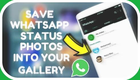 How To Save Whatsapp Video Status