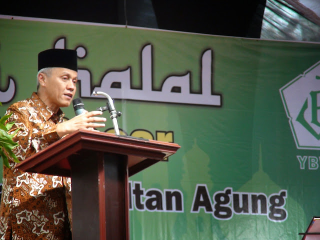 H. Hasan Toha Putra Mendukung HTI?