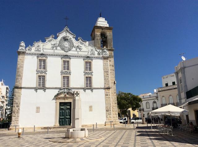 Olhao, Algarve, Portugal