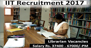 IIT BHU Recruitment 2017 - Apply online for 54 Junior Assistant, Librarian Assistant, Officer & Various post