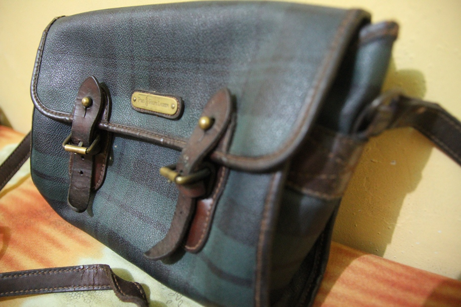 3d6b3105f170 Thrift Finds in Manila - Vintage Bags (Part 5)