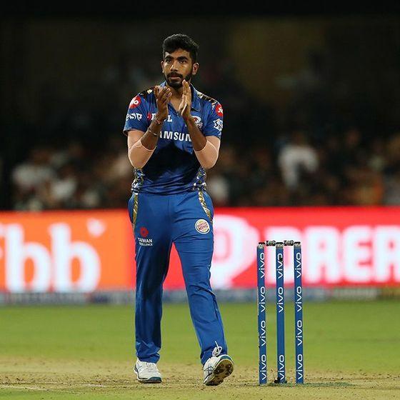 मुंबई इंडियंस के जसप्रीत बुमराह को मैन ऑफ द मैच चुना गया