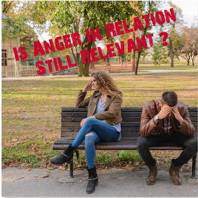 Anger In Love Relationships