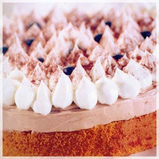 Cara Membuat Cake Tiramisu