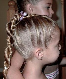 تسريحات شعر اطفال , قصات شعر للأطفال , تسريحات شعر للبنات