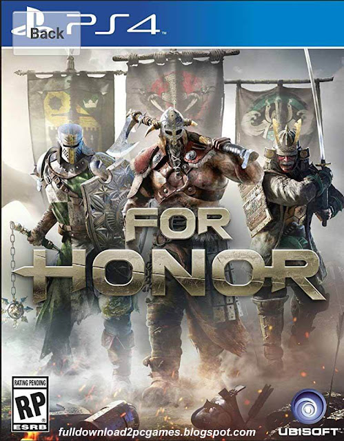 For Honor Free Download PC Game
