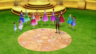 Barbie em As 12 Princesas Bailarinas