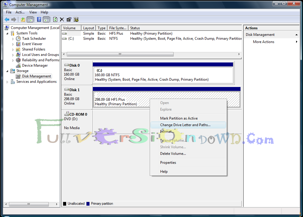 Paragon HFS+ for Windows Full Version