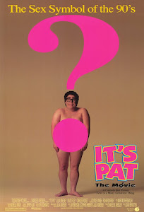 It's Pat: The Movie Poster