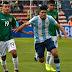 Cae Argentina 2-0 ante Bolivia