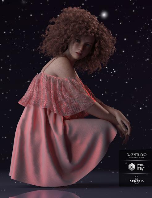 Morgana for Genesis 8 Female