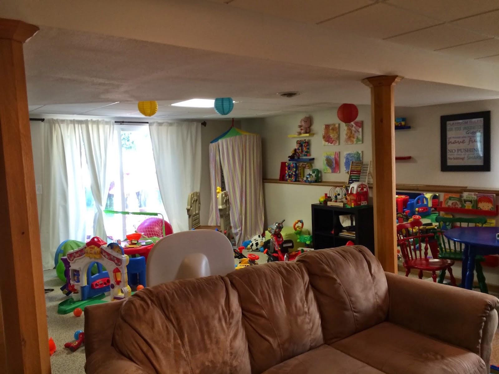 Playroom: Decorating The Dorchester Way: Basement Playroom Revamp
