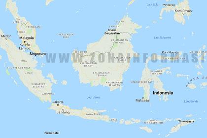 34 Provinsi di Indonesia Beserta Nama Ibukota