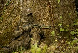 Ol Man Outdoors Camouflaged Hunters Need To Use Extra