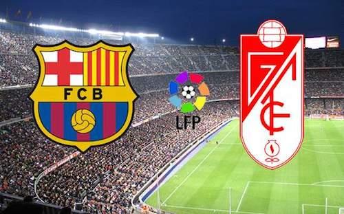 موعد مباراة برشلونة وغرناطة اليوم ، برشلونة بطلا للدوري الاسباني لموسم 2015/2016