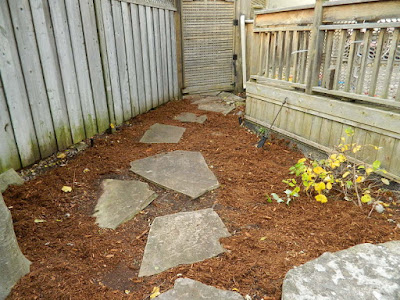 Toronto Fall Cleanup After in Bedford Park by Paul Jung Gardening Services--a Toronto Gardening Company