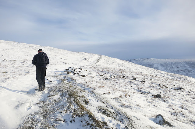 High Cup Nick Walk from Dufton, Cumbria