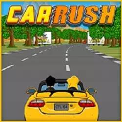 Araba ile Hücum - Car Rush