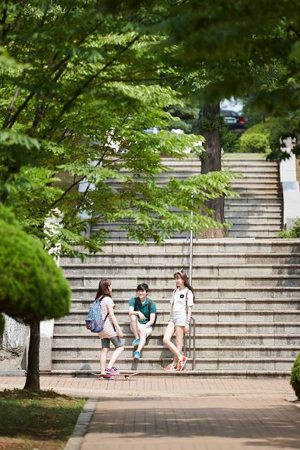 Tận hưởng môi trường sống tuyệt vời tại Hàn Quốc