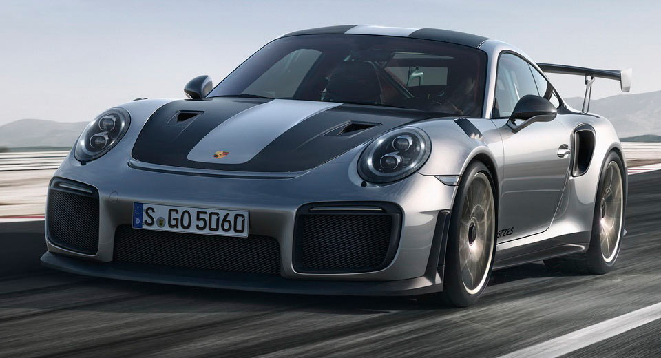 Porsche 911 GT2 RS – images leaked ahead of debut