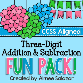 https://www.teacherspayteachers.com/Product/Three-Digit-Addition-and-Subtraction-230607