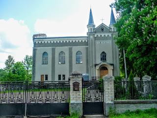 Долина. Івано-Франківська обл. Колишня синагога. 1897-1932 р.р.