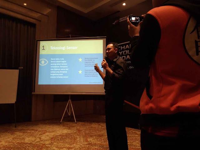 Presentasi ASUS Zenfone 3 ZE520KL