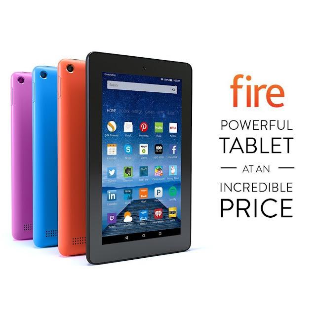 Kindle fire color choices