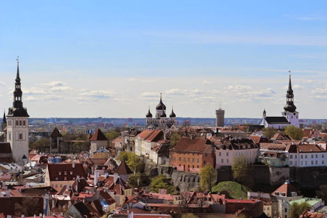 Five Things to do In Tallinn