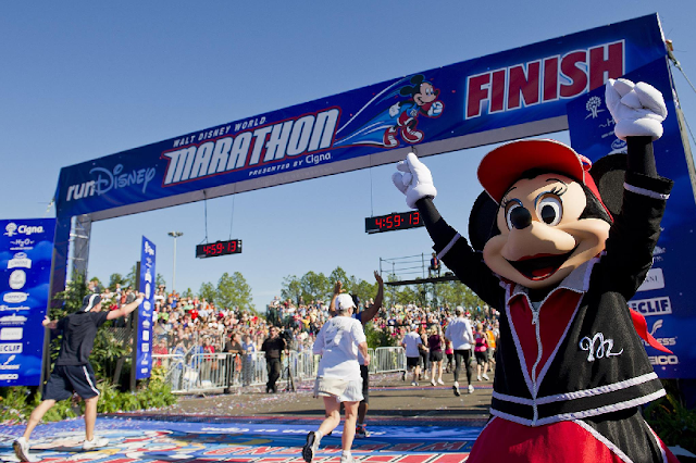 Maratona Walt Disney World em Orlando