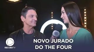 The Four volta com novo jurado