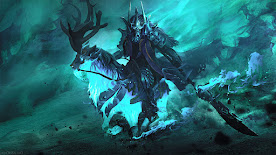 Abaddon DOTA 2 Wallpaper, Fondo, Loading Screen