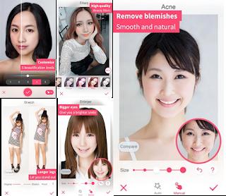 3 Aplikasi Foto Selfie Android Terbaik Review Dan Download camera beauty plus