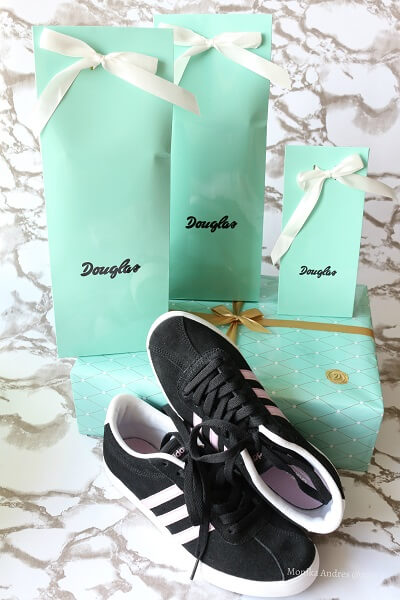 Adidas und Douglas-Einkauf / eigene kleine Welt