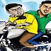 बाइक लूट और युवक के अपहरण का मामला निकला फर्जी