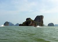 Phang Nga Bay off Ao Luk