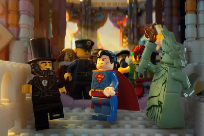 The LEGO Movie 2014 characters