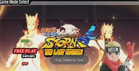 Naruto Senki The Last Mod Apk v2.0 Unlimited Money Terbaru