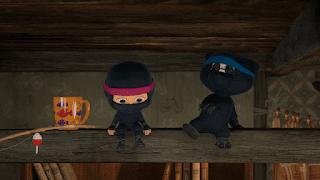 Maşa İle Koca Ayı: Ev Yapımı Ninjalar