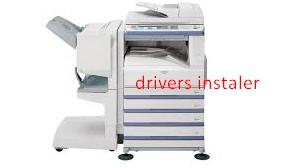 Sharp AR-M257 Install Driver