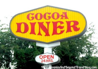 The Cocoa Diner in Hummelstown, Pennsylvania - Just 5 Minutes from Hershey