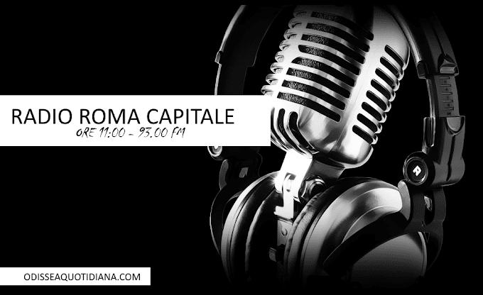 La Roma-Lido a Radio Roma Capitale, dove e quando