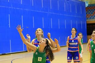 Mudanzas Álvaro Barakaldo EST gana con 44 de diferencia (72-28) al Zornotza ST