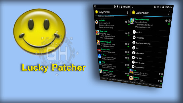 LuckyPatcher For Android