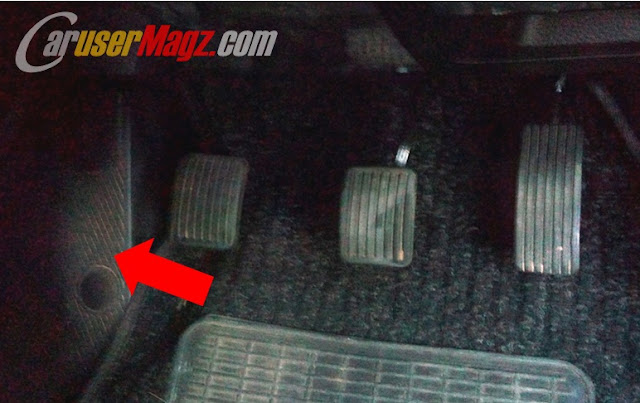 Foot Rest-KIA All New Picanto Manual-carusermagz-yabdhi