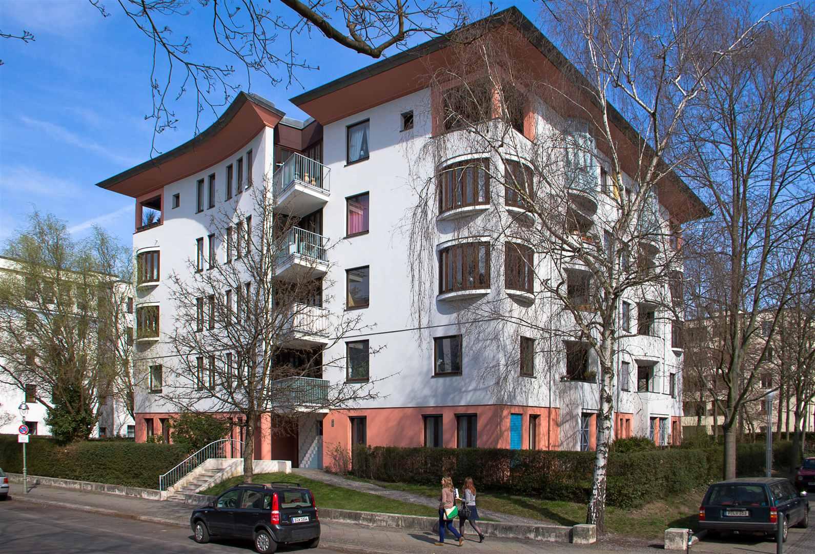 hidden architecture: rauchstrasse apartments