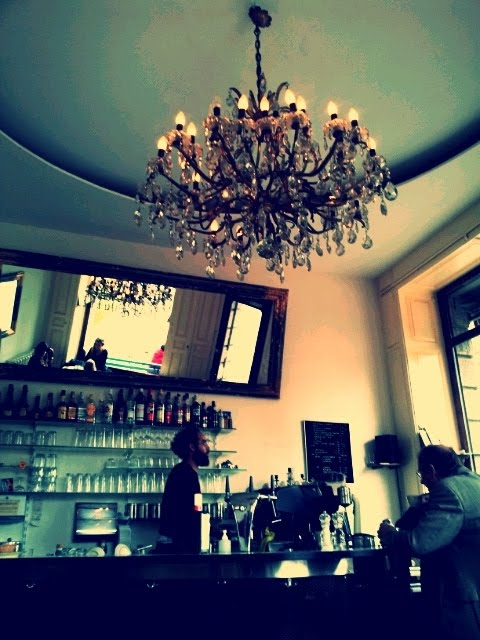 Cafe Bar Parterre, Bern