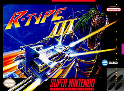 R-Type III - The Third Lightning [ SNES ]